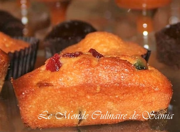 Cake Ultra Moelleux Fruits Confits