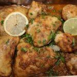 poulet à la birmane-indien-facile-inratable-économique