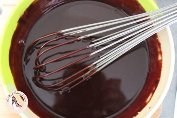 Le mi-cuit au chocolat