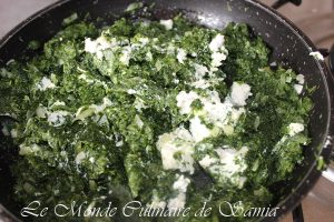 cannellonis farcis epinards ricotta