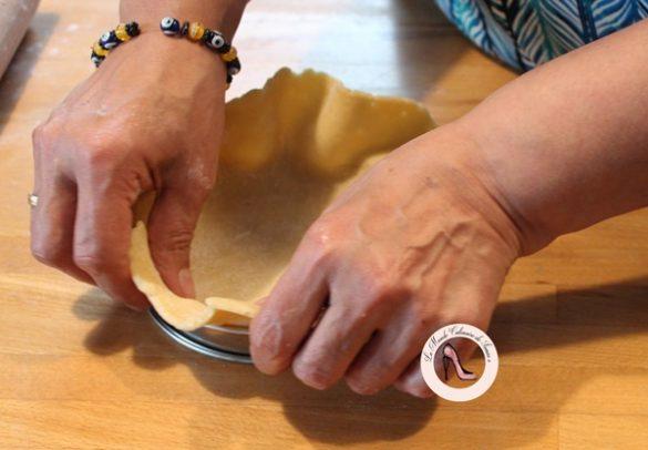 Comment foncer une tarte
