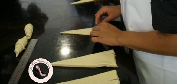 Comment faire des croissants-CAP pâtisserie