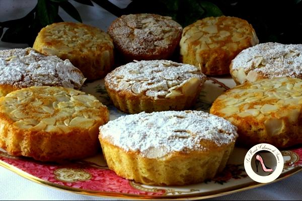 Petits Gateaux Moelleux A La Pate D Oranges Le Monde Culinaire De Samia Bouchenafa