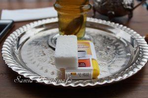 thé à la menthe naanah