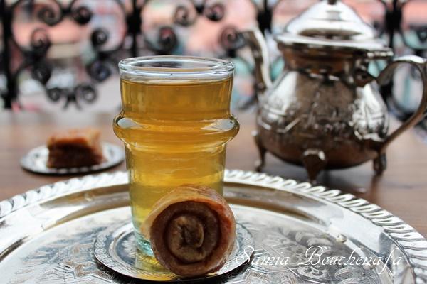 Ça vous dit un bon verre de thé à la menthe ?