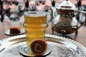 thé à la menthe de marrakech samia bouchenafa