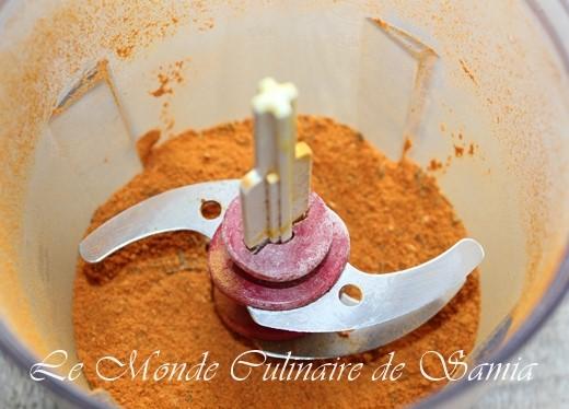 mixer son tandoori facile-recette-indienne-poulet-tikka-samia-bouchenafa-samiratv