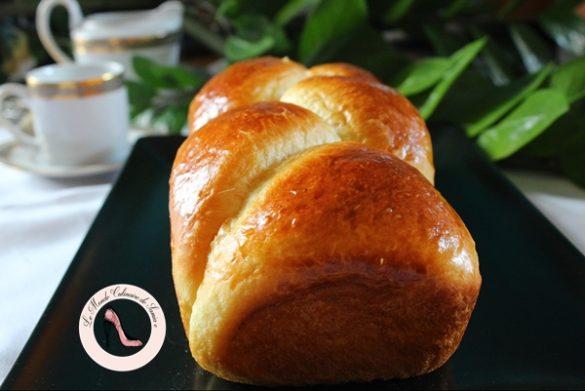 La Brioche Nanterre-CAP pâtisserie-réussie étape par étape