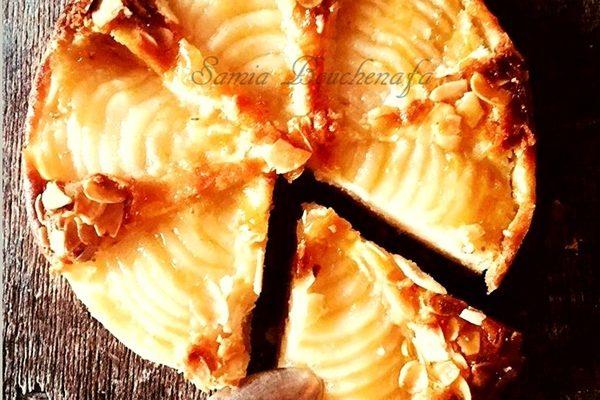 Recette CAP la tarte Bourdaloue
