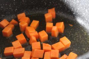 Quinoa aux saveurs indiennes
