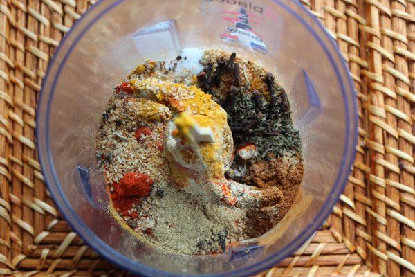 épices à tandoori maison
