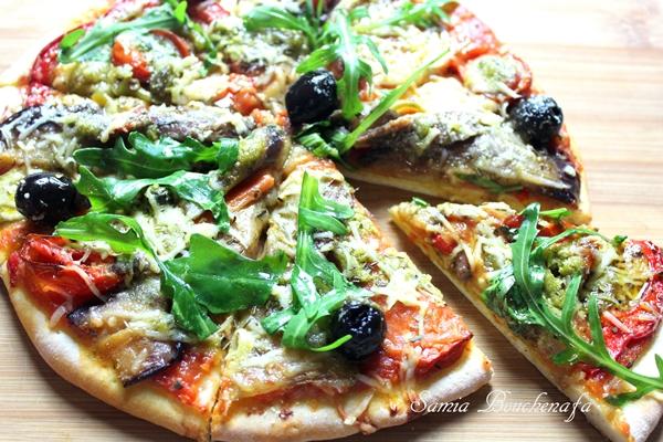 pizza italienne facile