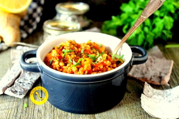 quinoa au tandoori maison