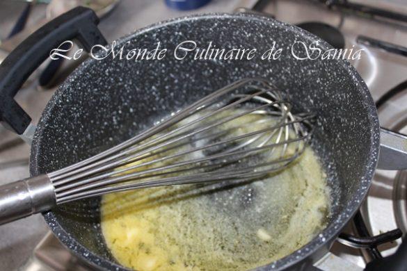 Sauce béchamel inratable et sans grumeaux