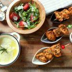 brochette de poulet au tandoori