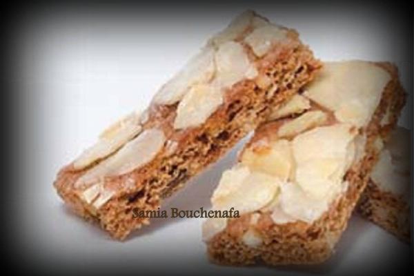 Le Leckerli de Bâle un gâteau sec sans matière grasse ni oeufs