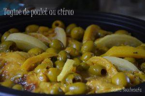 recette tagine poulet citron olives ramadan 2019