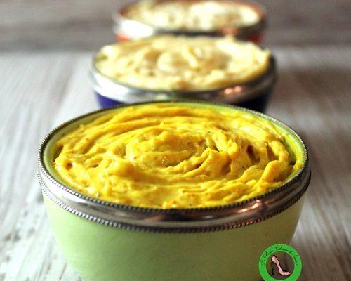 recette de la mayonnaise maison (et sauces dérivées)