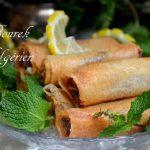 cigares bourek algerien tradionnel