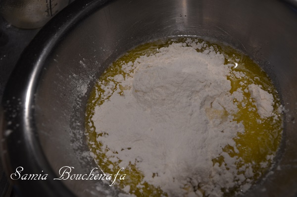 farine pour feuilletage semi-inversé