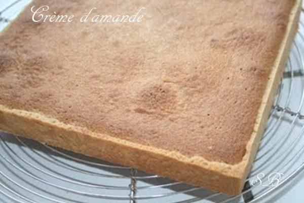 La Crème d'amande-CAP Pâtisserie