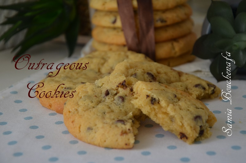cookies fondant américain