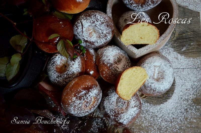 Roscas beignets espagnols