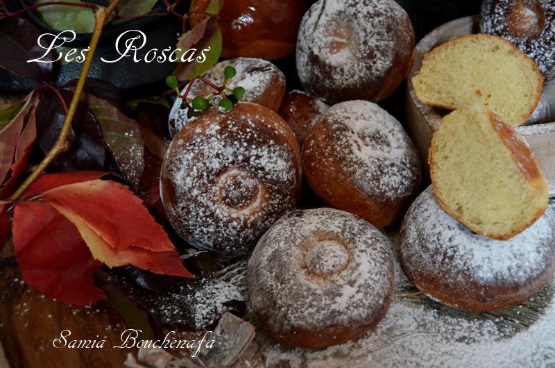 roscas espagnol beignet