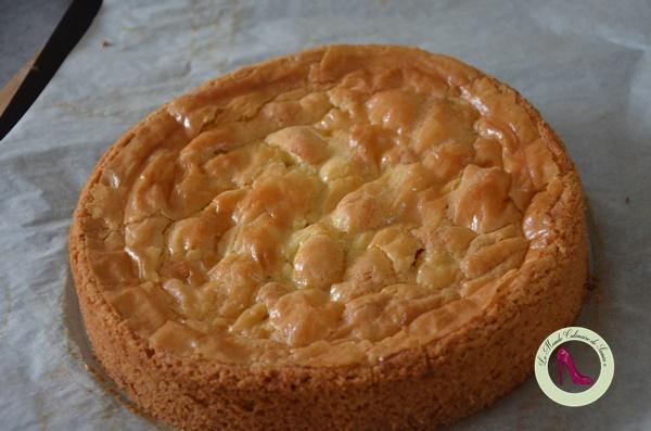 sablé breton aux pommes