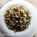 salade de quinoa fruité