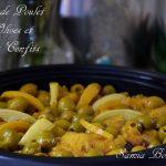 tagine de poulet aux citrons confits 1