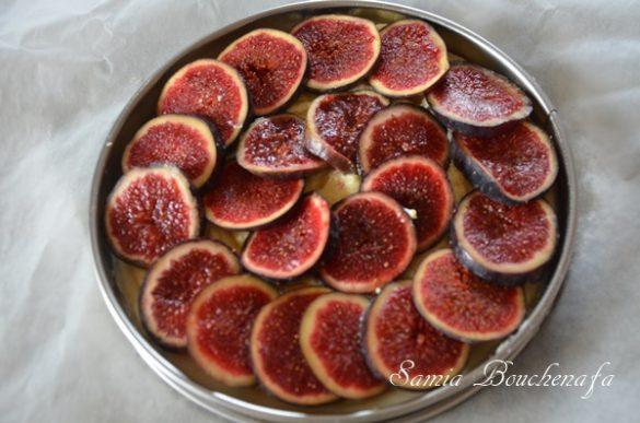 Tarte fine aux figues en 3 façons et 3 parfums thym rose cannelle