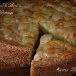 tarte bretonne sablée aux pommes