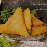 boureks aux épinards samossa-ramadan recette