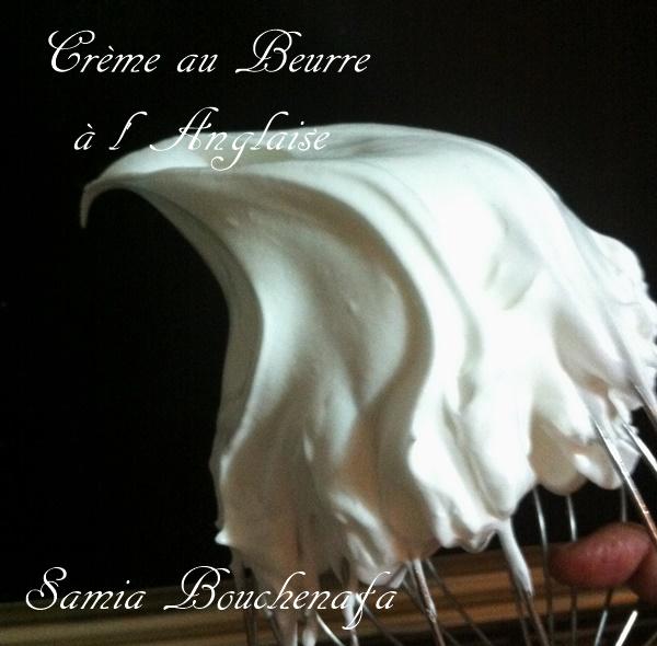 crème au beurre anglaise meringue italienne