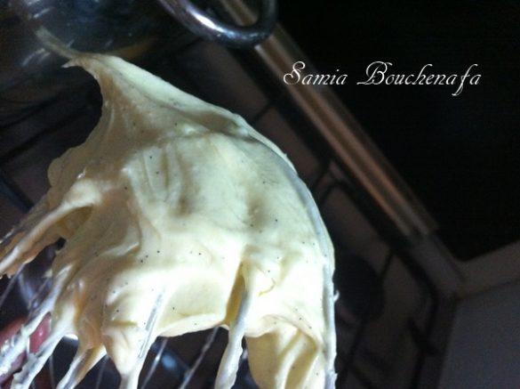 Crème au beurre à la meringue italienne-CAP pâtisserie