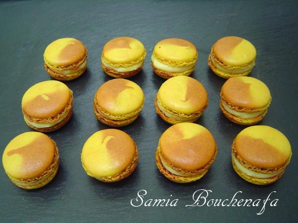 Les Coques De Macaron Reussies Recette Meringue Italienne Le Monde Culinaire De Samia Bouchenafa