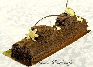 buche tradition chocolat