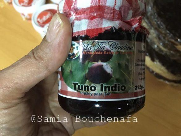 Le Bienmesabe de Tejeda recette crème aux amandes