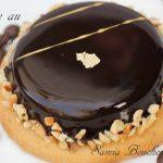 tarte chocolat gaçage super brillant
