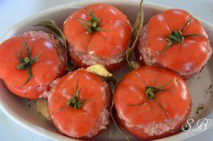 tomates farcies crues