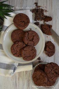 sablé chocolat de pierre hermé