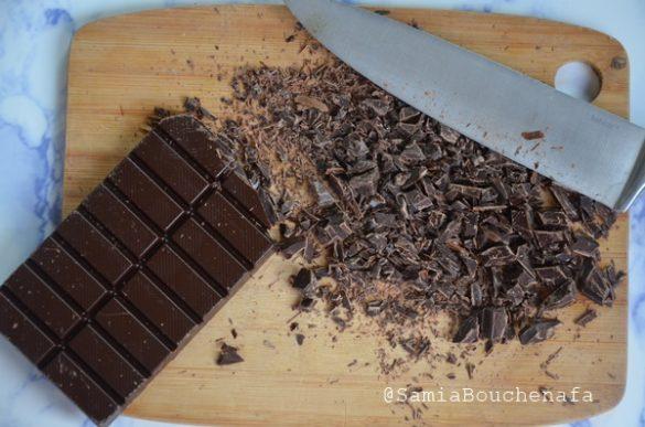 Sablé chocolat infiniment bon