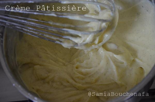crème patissière facile inratable pastry cream