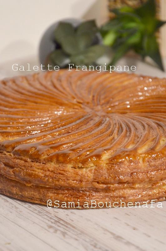 galette des rois frangipane traditionnelle feuilletée classique facile inratable