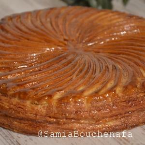 galette des rois crème amande frangipane facile tradi