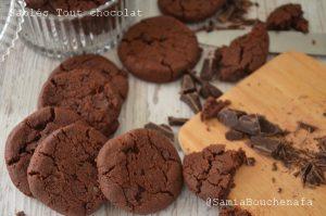 sablés chocolat de pierre hermé