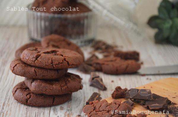 sablé chocolat croquant pierre hermé