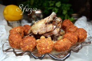 sfirya algérienne recette ramadan 2019