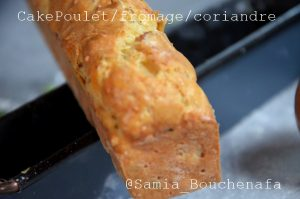 cake poulet fromage